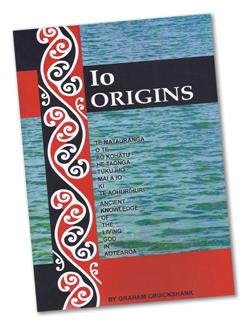 Io Origins Book Cover