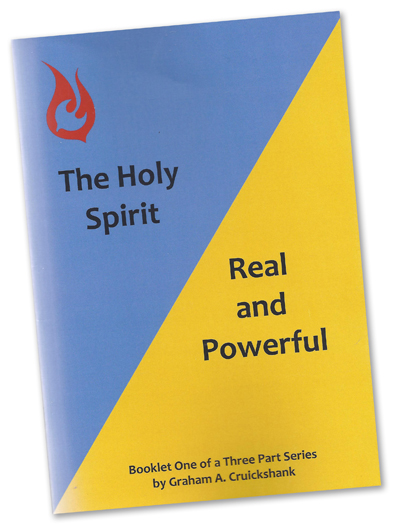 The Holy Spirit real & powerful