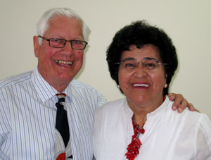 Pastors Graham and Tui Cruickshank